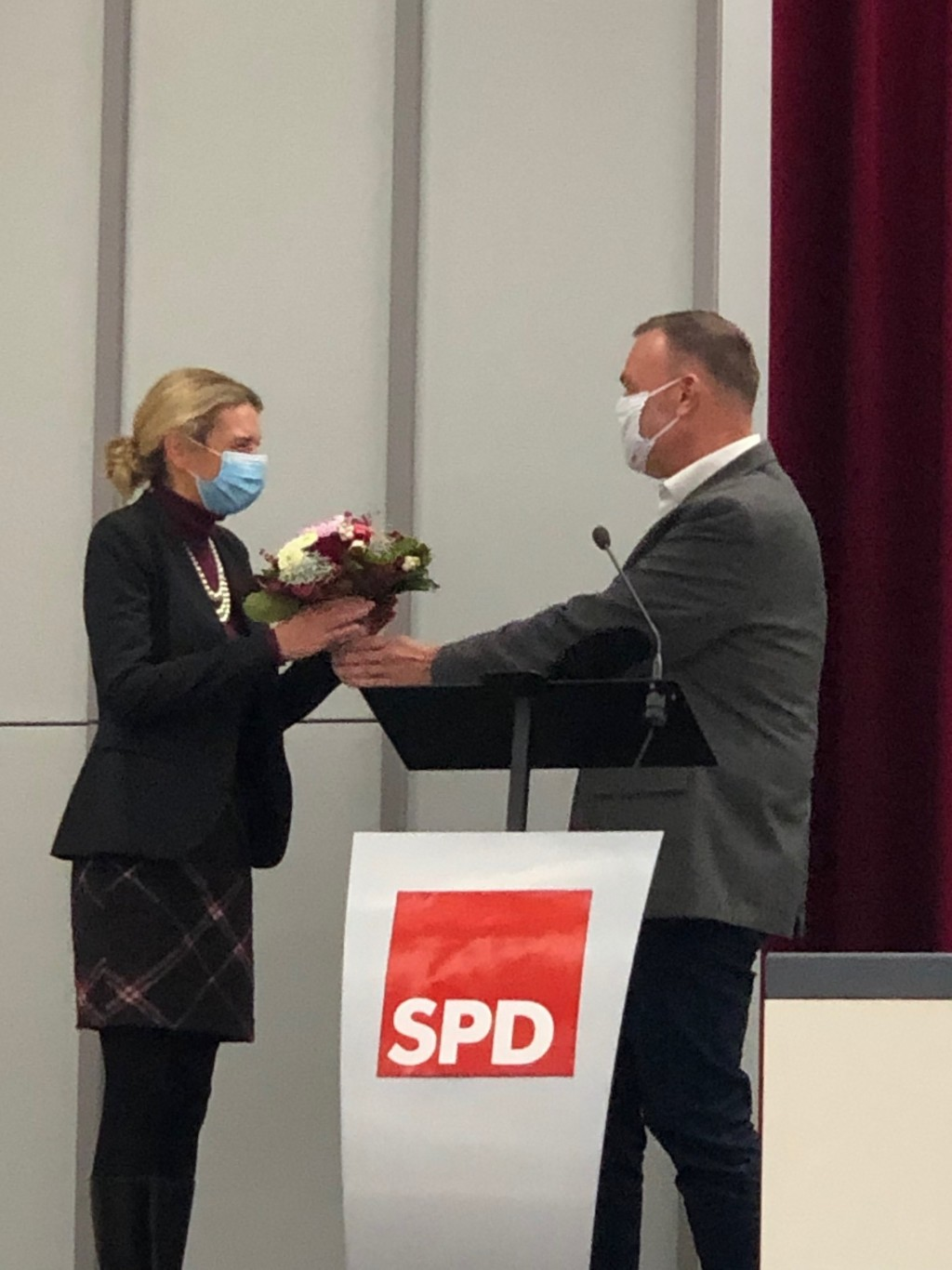 Delegiertenkonferenz zur Bundestagswahl 2021