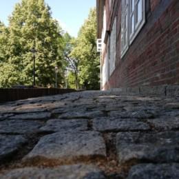 Treppe Amtshaus Moisburg 5