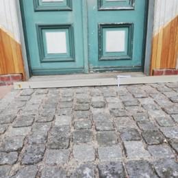 Treppe Amtshaus Moisburg 9