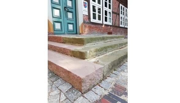 Treppe Amtshaus Moisburg Teaser
