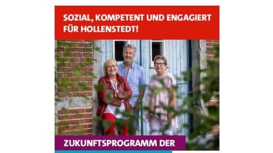 Flyer Hollenstedt Teaser