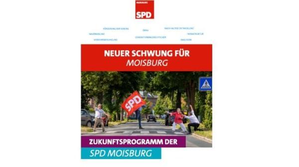 SPD Flyer Moisburg 2021 Teaser