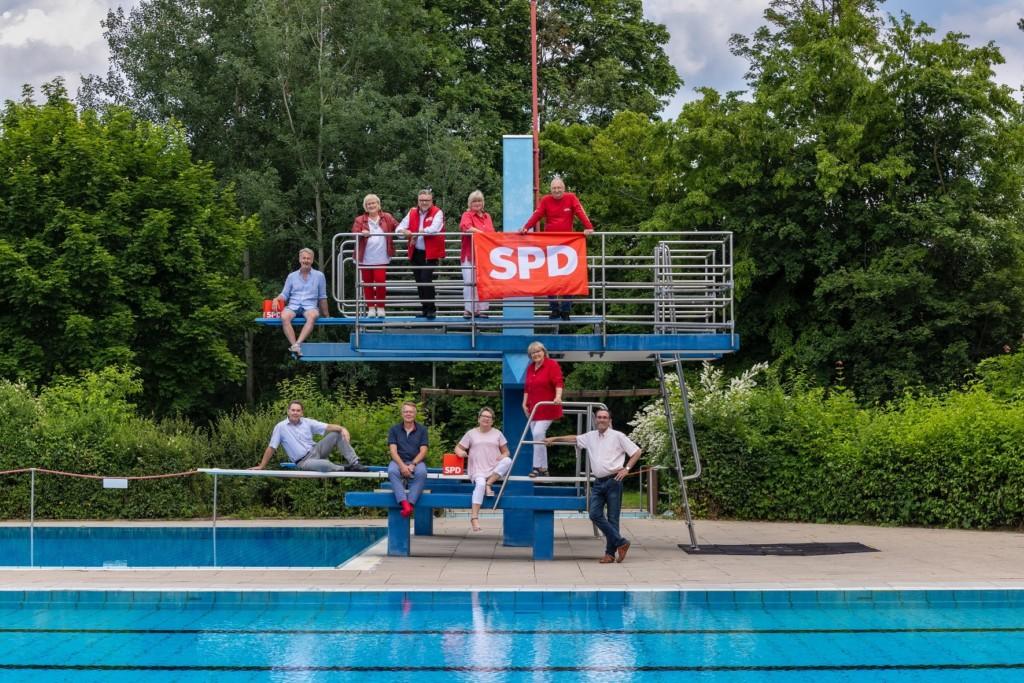 Sprungturm SG Hollenstedt
